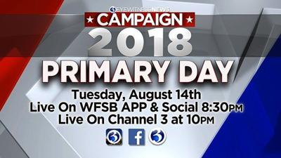 Stay with Channel 3 for Primary Day coverage | News | wfsb com