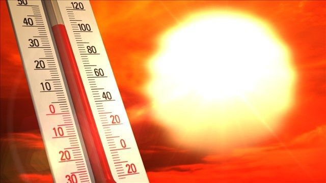 Heat wave looks likely for later in the week
