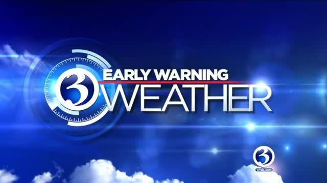 VIDEO: Sunday's forecast and the week ahead