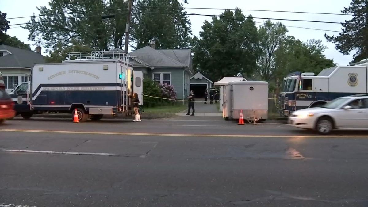 Detectives continue to search property where 3 bodies were found