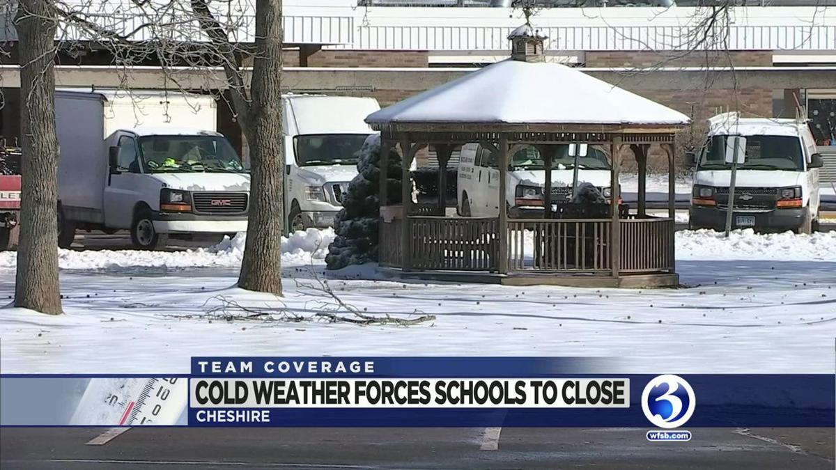 VIDEO: Schools closed, delayed on Tuesday due to extreme cold