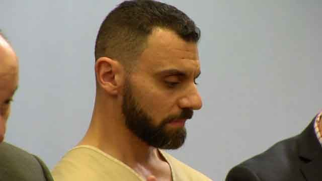 Ellington husband charged in wife's murder to post $1 million bond