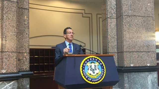 Malloy: Layoff notices have gone out