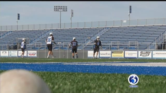 CCSU Men's Lacrosse heads to Nationals in Salt Lake City