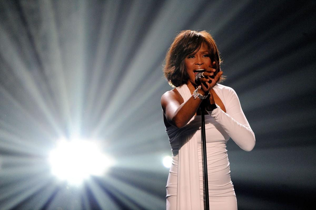 Whitney Houston will have new music and a hologram tour