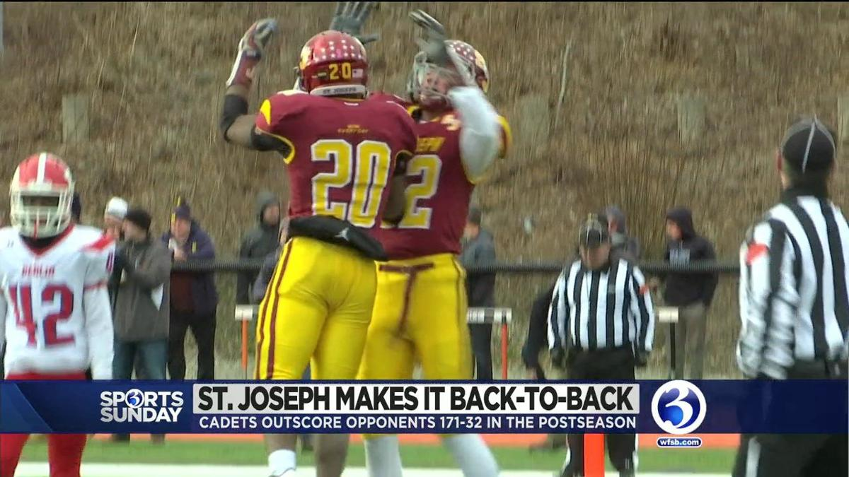 St. Joseph prolific on offense