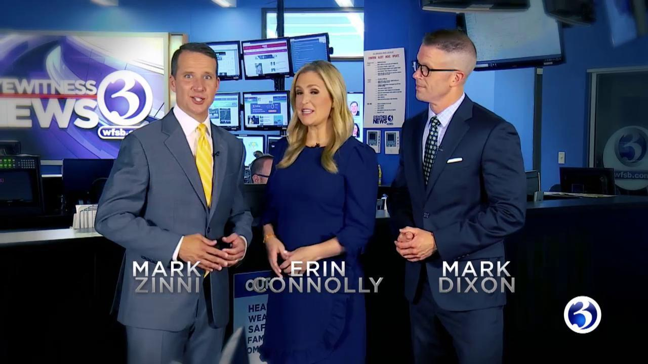 New 4:30PM Newscast on WFSB Channel 3 | | wfsb com