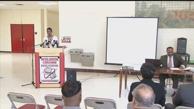 New Haven school officials discuss budget amid layoffs