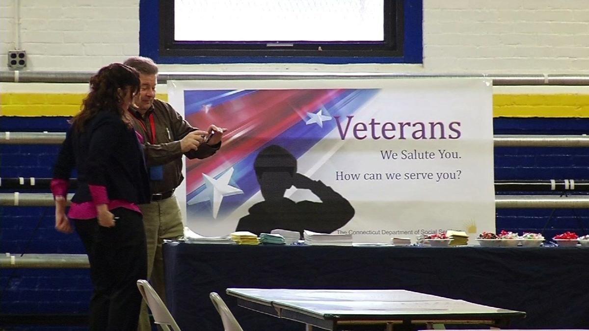 Dozens of agencies 'stand down' to help veterans