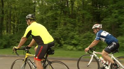 Connecticut men to bike a few hundred miles as part of cancer ride