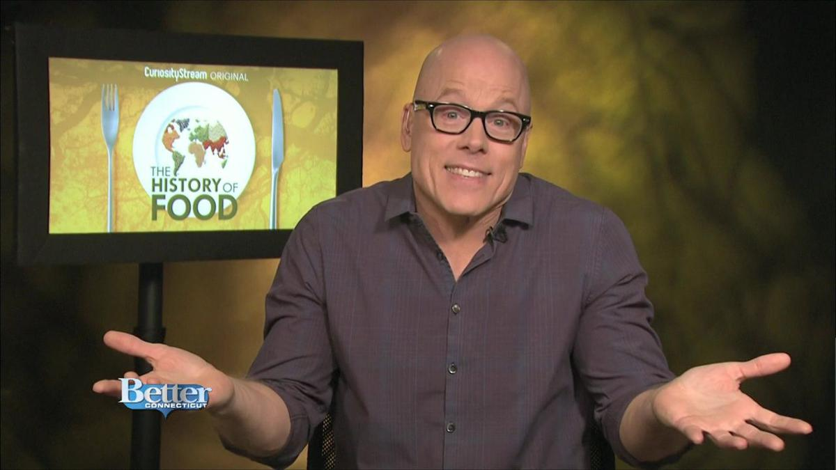 The History of Food with Chef Nathan Lyon