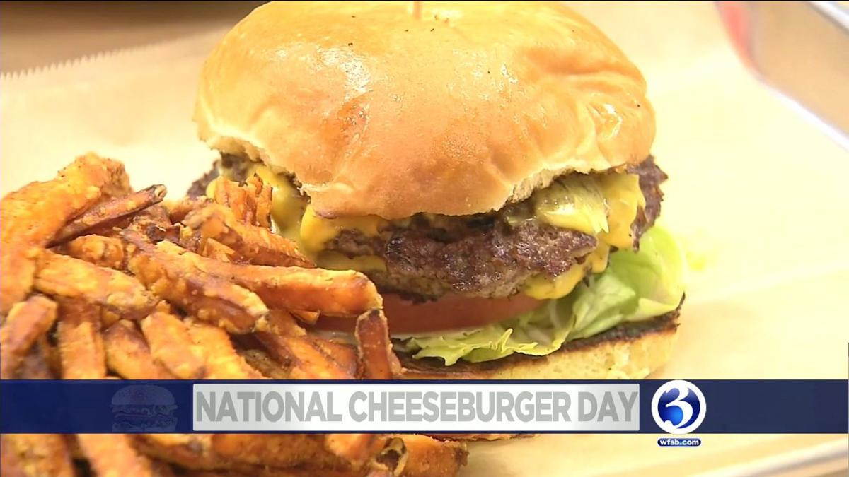 Deals offered during National Cheeseburger Day