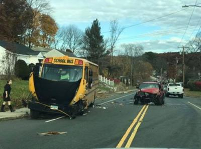 Ansonia school bus crash