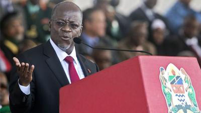 'Don't use birth control,' Tanzania's President tells women in the country