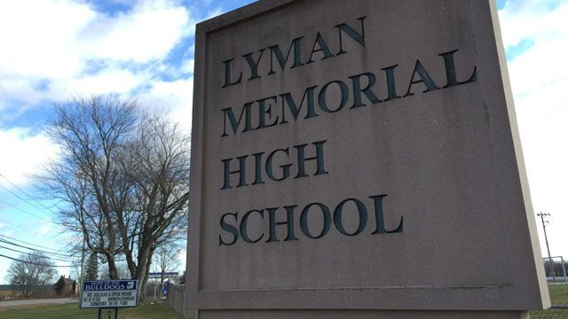 Lyman Memorial High School closed for the day due to fuel leak