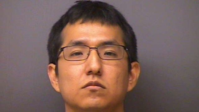 After hours check of golf course leads to sex assault arrest
