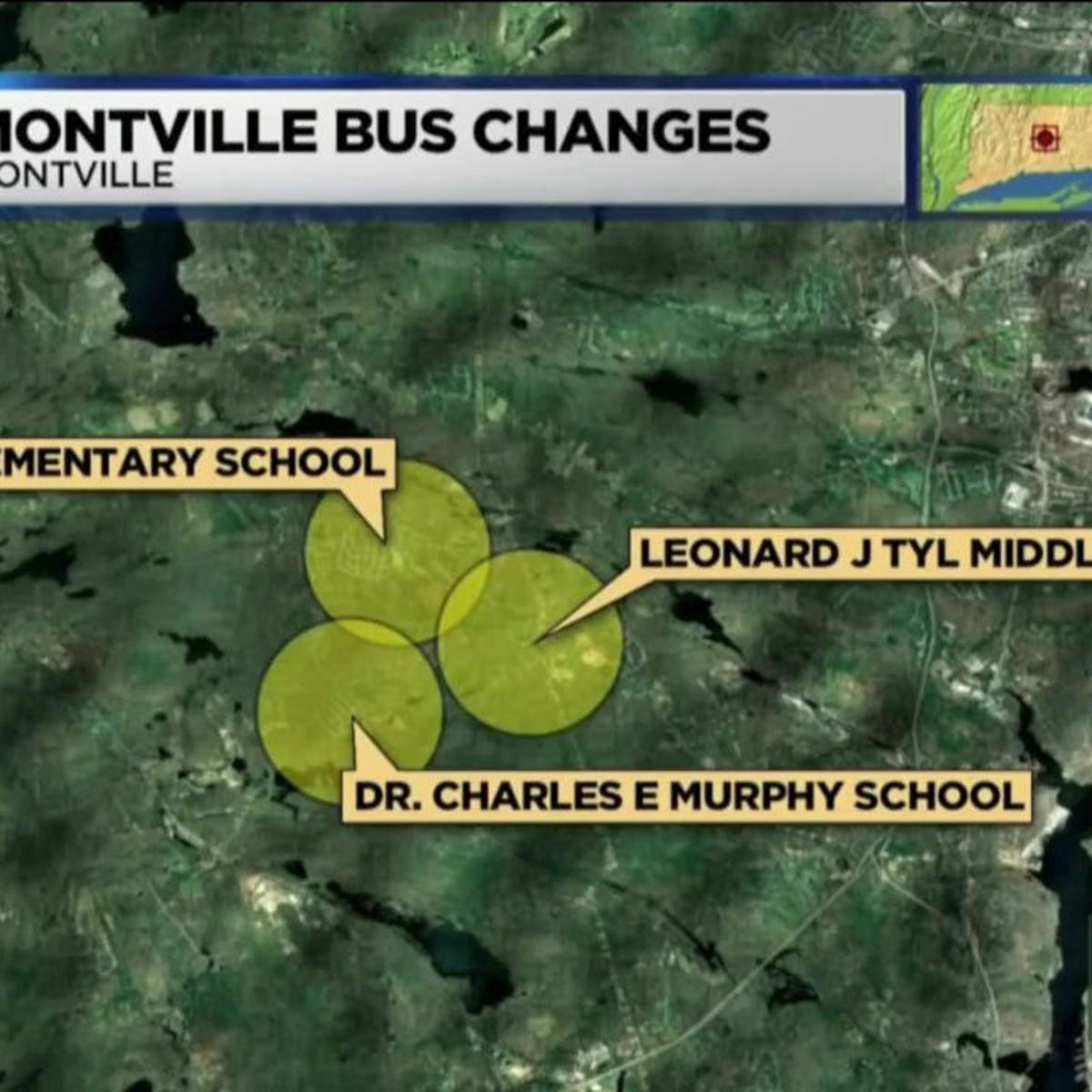 VIDEO: Parents raise concerns about new bus policy in Montville