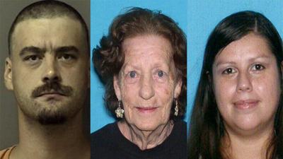 Florida man allegedly neglected grandmother to point of death, buried her, tried to flee country