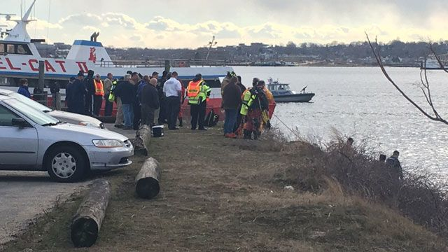 PD: Woman dies after her car went into water in Groton