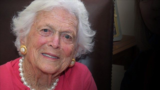 Gov. Malloy orders flags to half-staff in honor of Barbara Bush