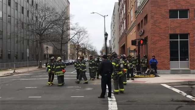 Strong odor in New Haven was from chemicals used in local lab