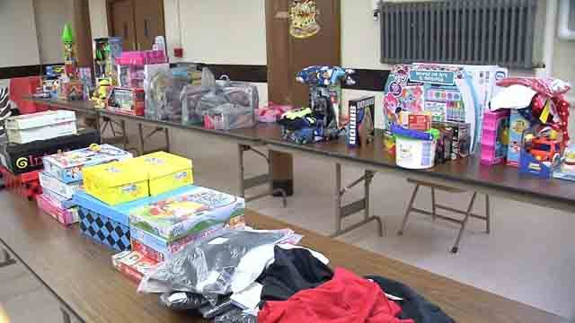 Waterbury church collecting donations for Adopt-A-Family program
