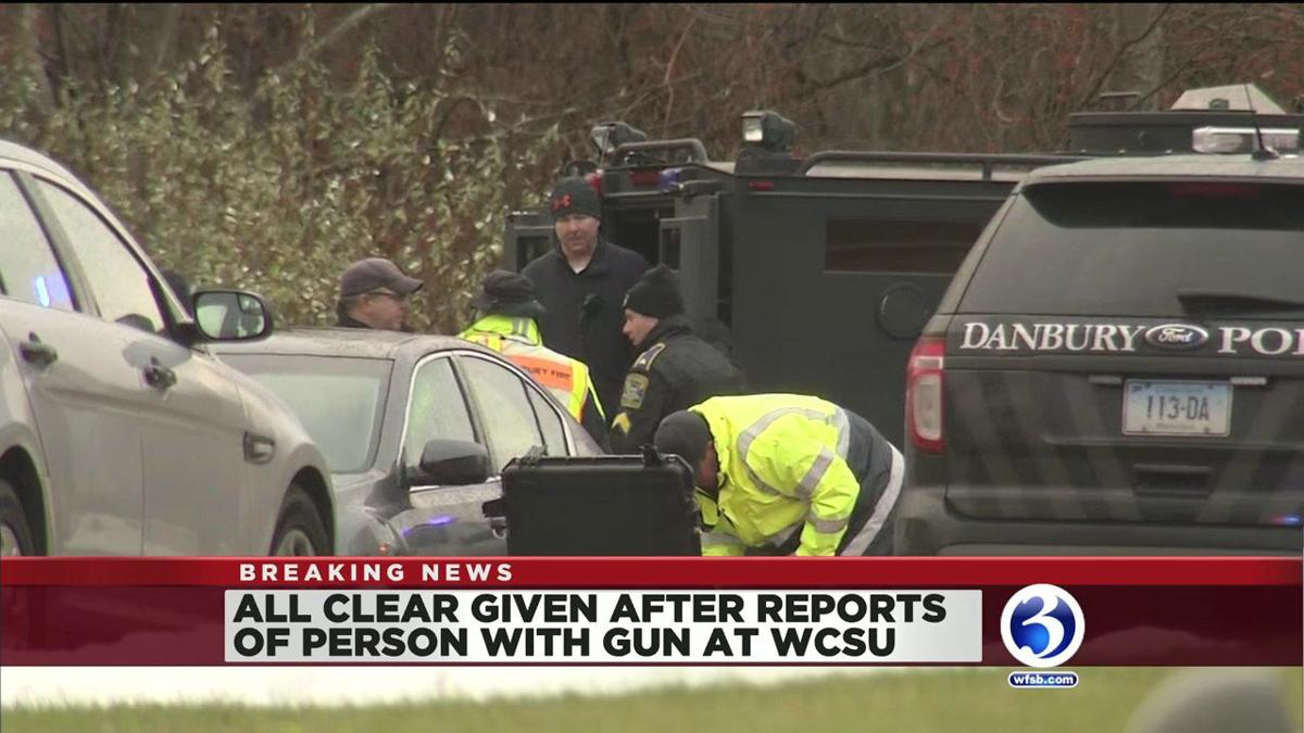 VIDEO: WCSU shelter in place lifted following reports of gunman on campus