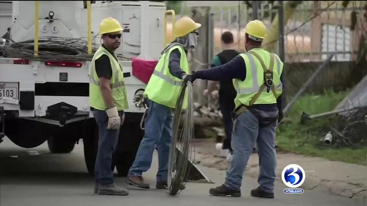 VIDEO: Forum, vigils to mark 1 year since Maria