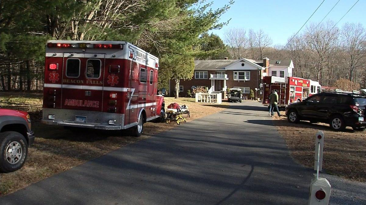 No firefighters injured at house fire in Beacon Falls