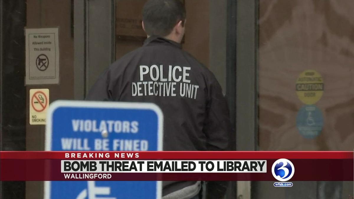 VIDEO: Numerous email bomb threats investigated throughout the state