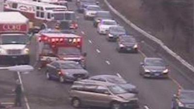 CT man killed in crash on I-91 in Cromwell this morning