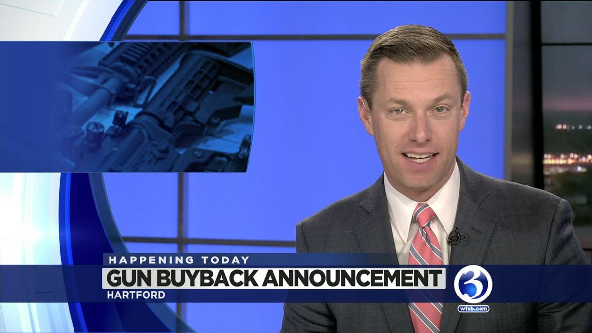 VIDEO: Gun buyback announced in Hartford