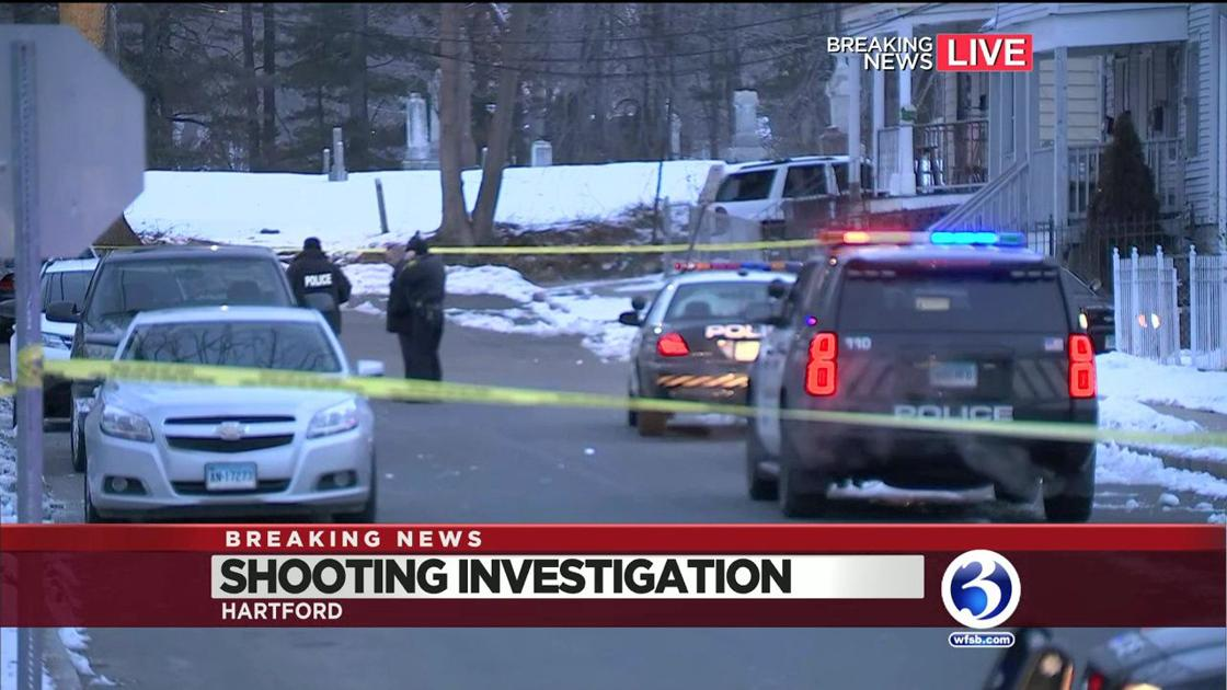 VIDEO: Shooting investigation continues in Hartford