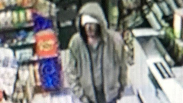Armed robbery suspect targets food mart in Westbrook