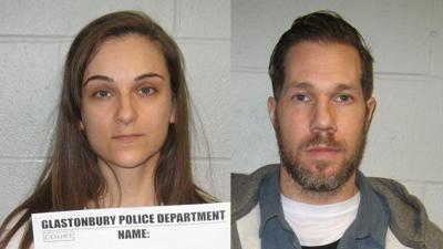 Couple arrested for targeting homes on social media to burglarize