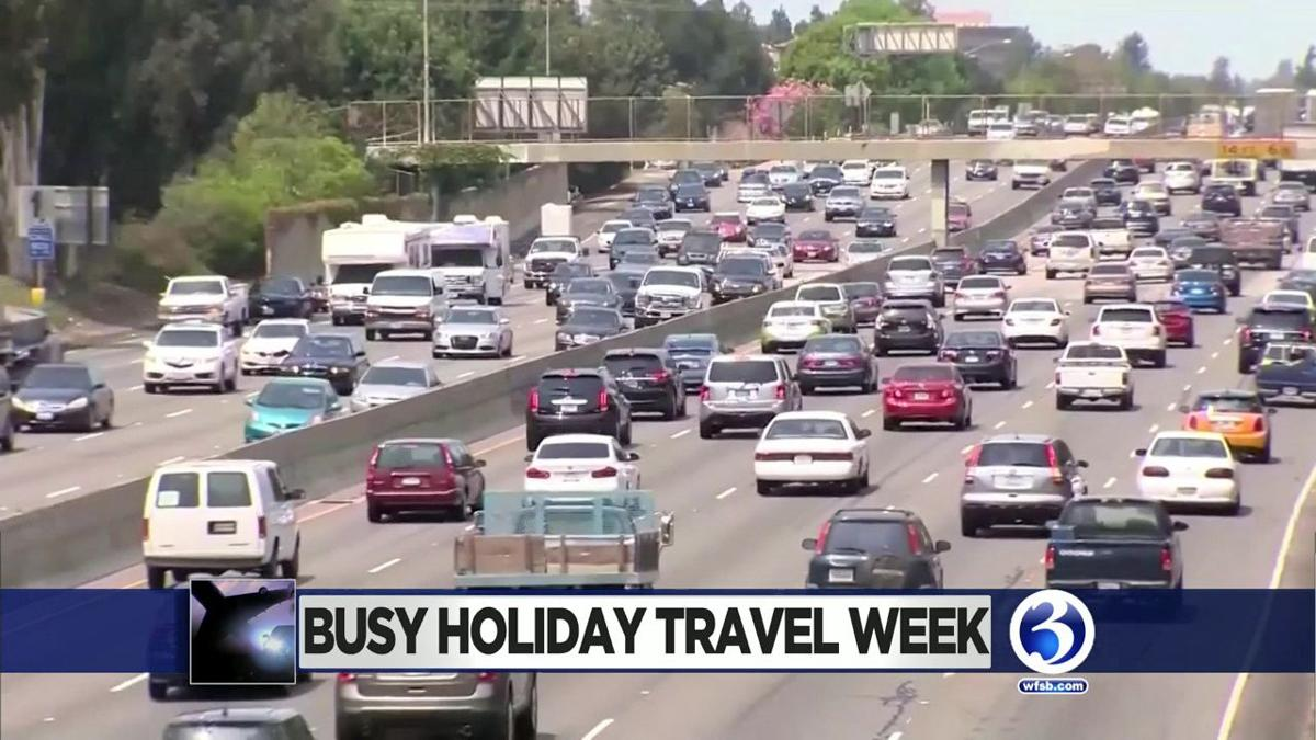 VIDEO: Millions of people expected to travel for Thanksgiving
