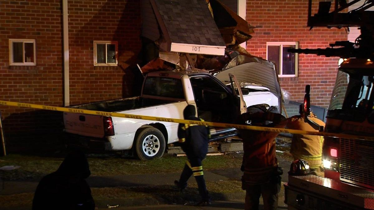Tenants forced from West Hartford apartment after crash