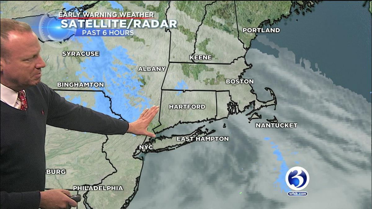 FORECAST: Snow showers possible on Thursday