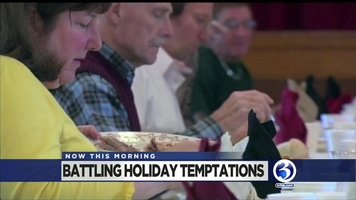 VIDEO: Americans gains 1-2 pounds during the holidays
