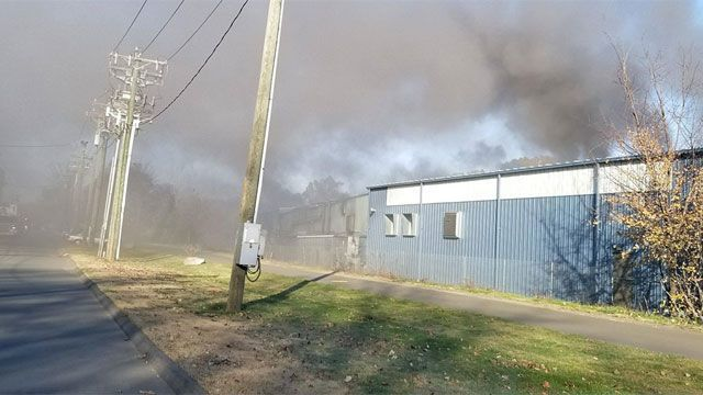 2 employees of Southington manufacturing company injured after fire