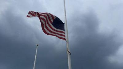 Connecticut lowers flags to half-staff