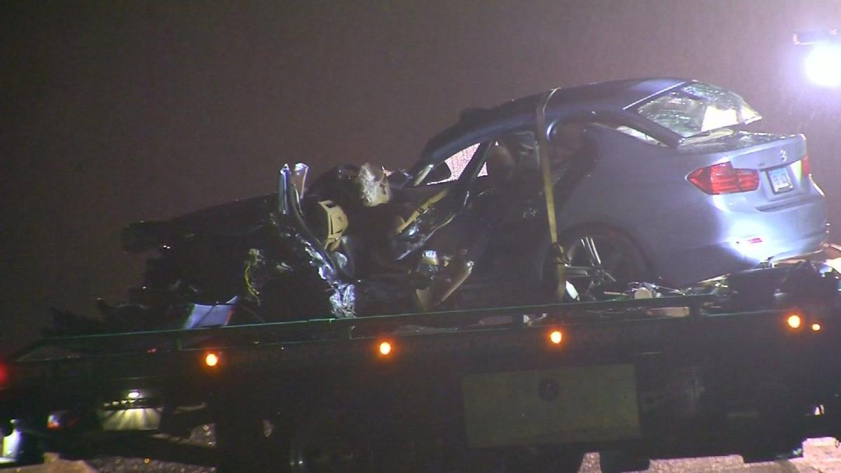 One dead, one seriously injured in Middlebury crash