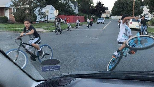 West Haven police appeal to parents about kids' bike-riding dangers