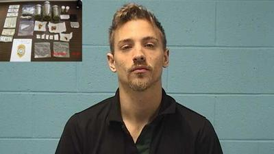 Wolcott man facing several drug charges