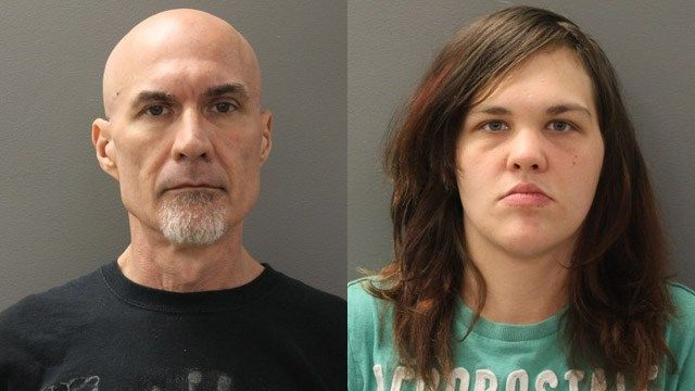 Man, woman arrested on prostitution charges in Hamden