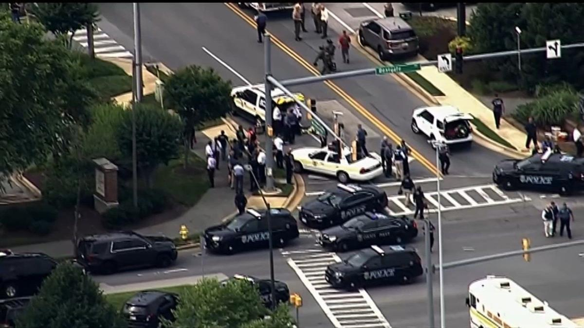 Capital Gazette shooting suspect charged with first-degree murder