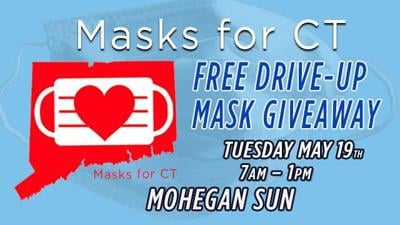 Masks for CT Mohegan Sun