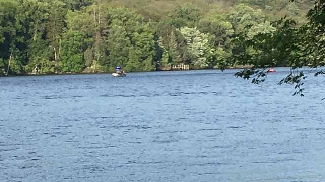 Crews search CT River for missing teen