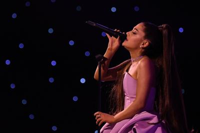 Why Ariana Grande won't be at the Grammys