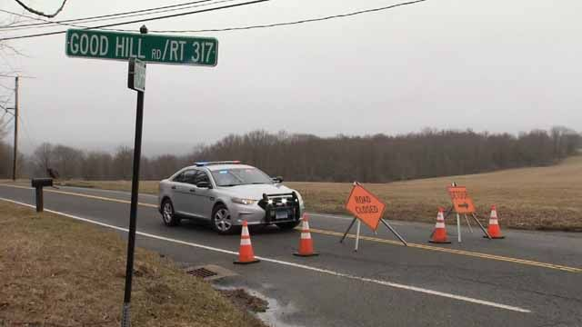 New York man killed in Woodbury crash on Tuesday